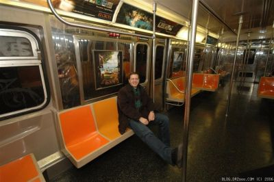 Ignat on D Train