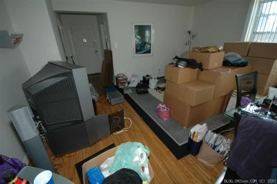 What Used To Be Our Pretty Apartment