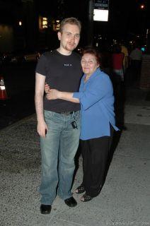 Даня и тётя Лиля