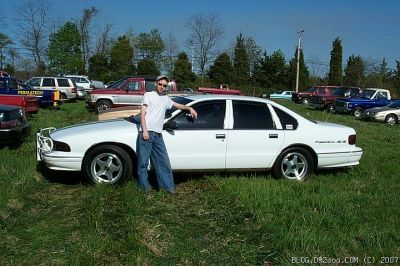 My First Car - Caprice 9C1