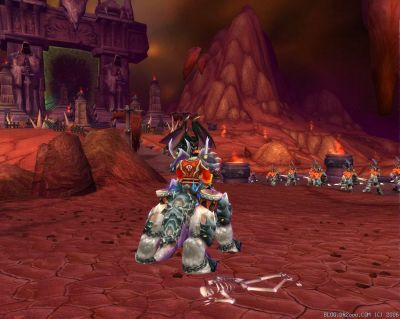Worc in Outlands