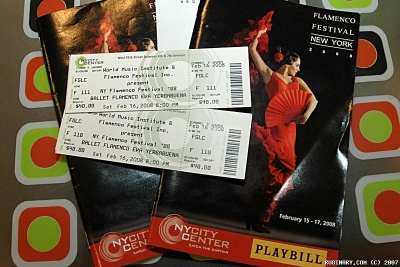 Flamenco Tickets
