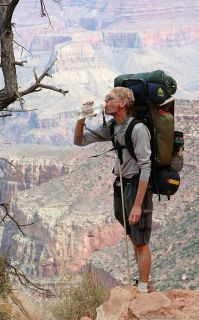 Grand Canyon Hiker