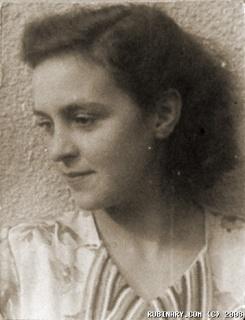 Liya Udalova, January 1947