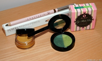 New make up from Sephora.