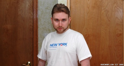 New York for Obama t-shirt.