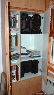 Office Shelves — After