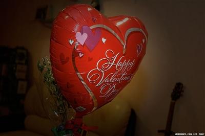 Valentine's Day Baloon