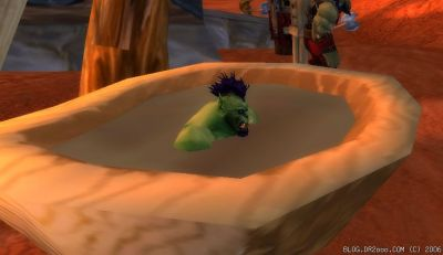 Warcraft Bath