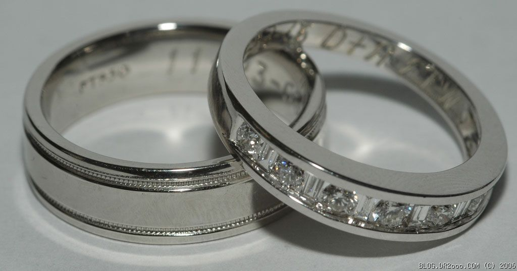 Engagement Rings With Wedding Bands Wedding Bands Rubinary
