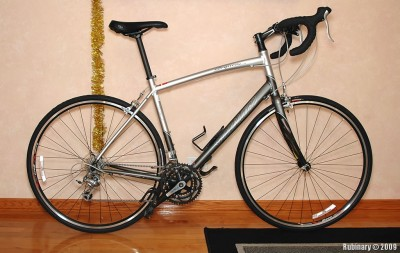 Specialized Sequoia road bike.