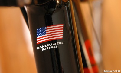 These bikes are still made in USA.