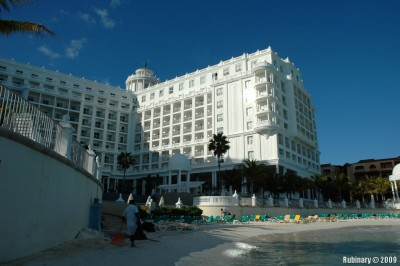 Riu Palaces Las Americas in Cancun, Mexico.