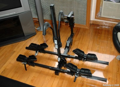 Thule 990 Doubletrack Platform Hitch Bike Rack.