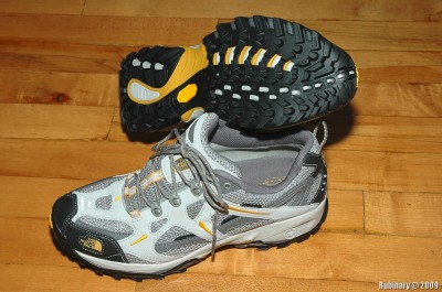 The North Face Hedgehog GTX XCR.