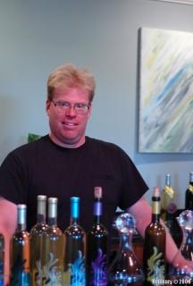 Wine maker.