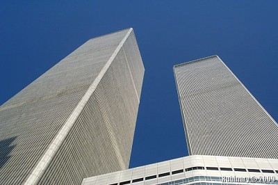 Word Trade Center towers.