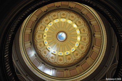 Dome of the Capitol.