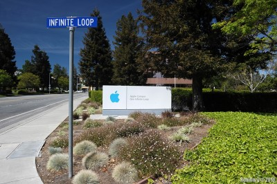 Apple Campus. Infinite Loop.