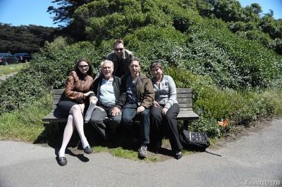 Alena, Boris, Daniel, Mark, Oksana.
