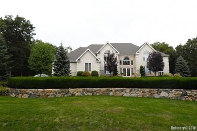 Arsen's new house.