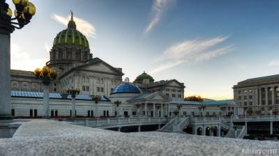 Pennsylvania Capitol.