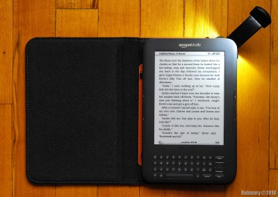 Book in Kindle