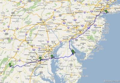 Shenandoah Road Trip