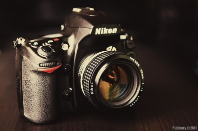 Nikkor 50mm f/1.2 AI-S lens mounted on Nikon D700.