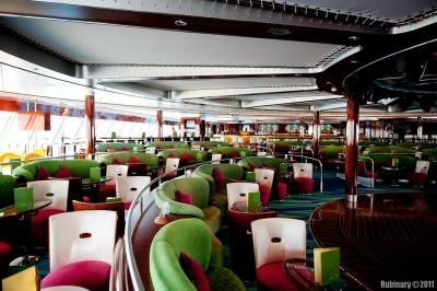 Spinnaker Lounge.
