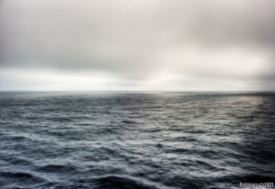 Endless ocean.