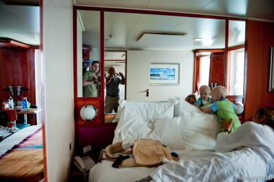 Our staterooms.