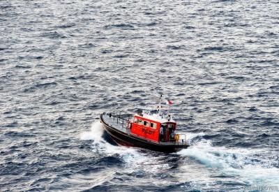 Bermuda Coast Guard.