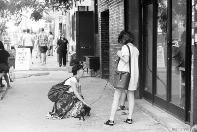 Street. Williamsburg.