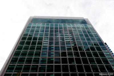 Conrad Tokyo. One of Hilton properties.
