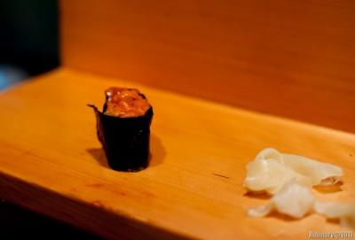 Sea urchin — uni.