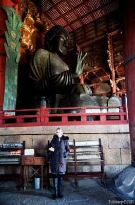 World's largest bronze Buddha.