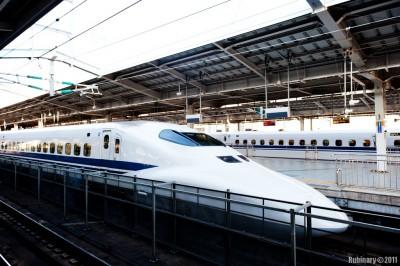 700 Series Shinkansen.