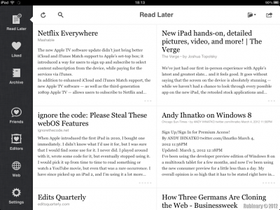 Instapaper.