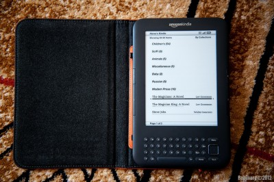 Book in Kindle.