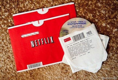 Star Trek: Enterprise via Netflix.