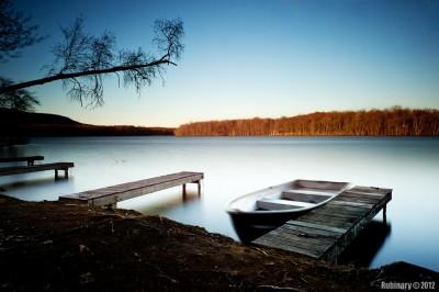 Mountain Springs Lake.