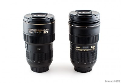 Nikkor 16-35mm f/4G vs Nikkor 24-70mm f/2.8G.