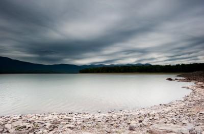 Ashokan Reservoir.