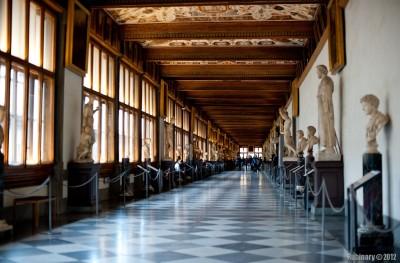 Uffizi Gallery.