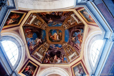 Vatican Museums.