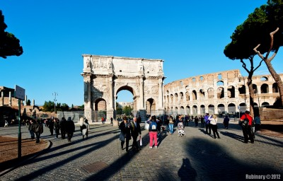 Arch of Constantine.