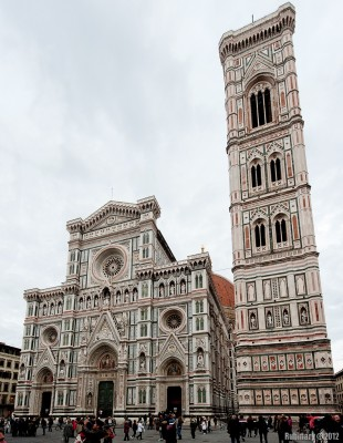 Basilica of Santa Maria del Fiore.
