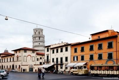 Central Pisa.