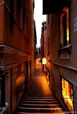 Streets of Venice.